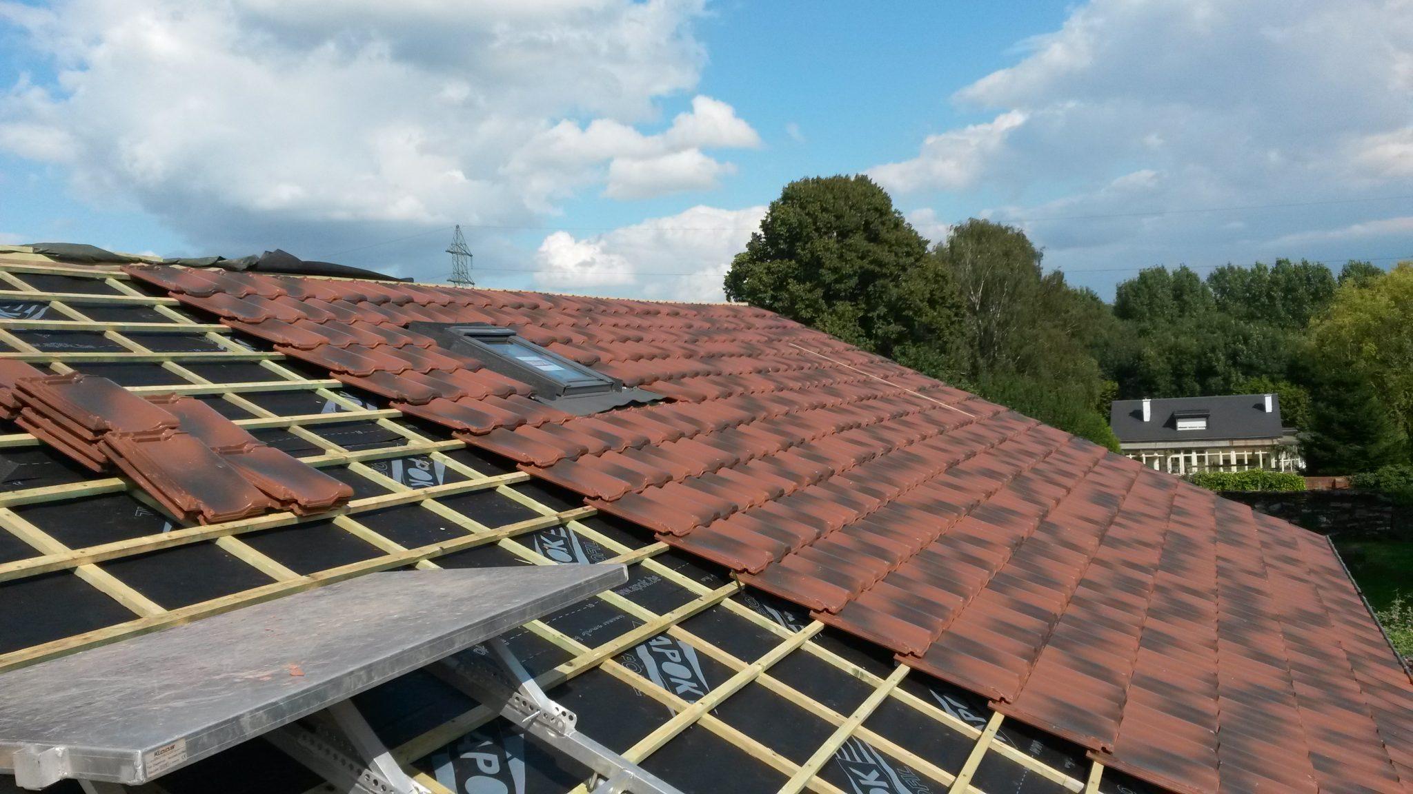charpente de toiture par RMC