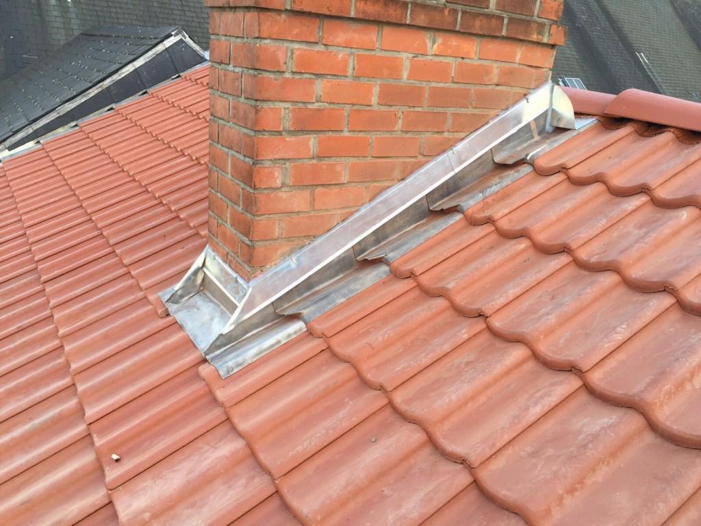 Zinguerie toiture - RMC Toiture - Le spécialiste toiture à bruxelles