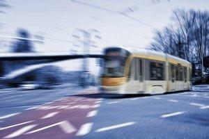 Travaux d'isolation acoustique des maisons de l'avenue de Tervuren où le tram fait du bruit
