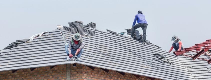 Les solutions liées aux problèmes fréquents de toiture